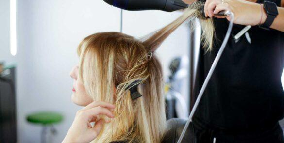 La piega che rigenera il capello
